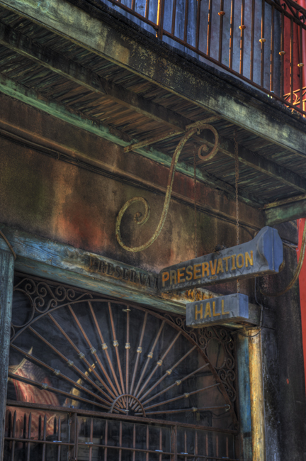 Preservation Hall hdr