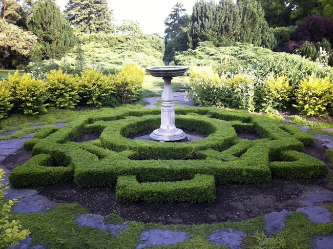 Knot garden 1