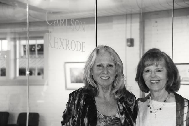 Me and Linda Carlson