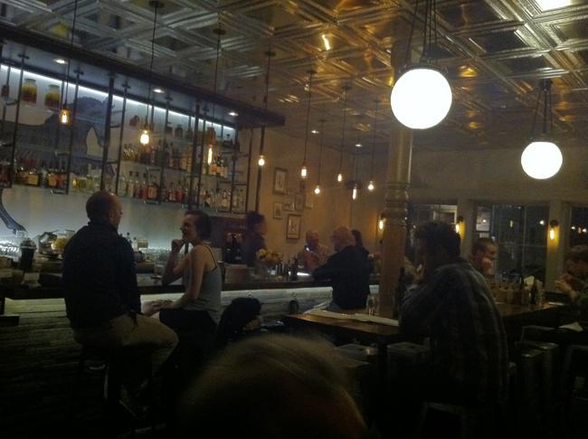 Bootys restaurant
