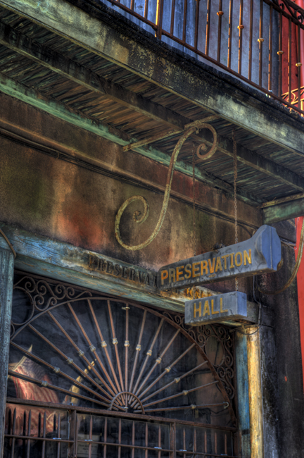 Preservation Hall hdr