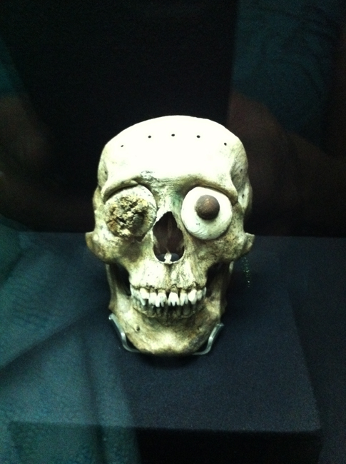 Mexico skull small