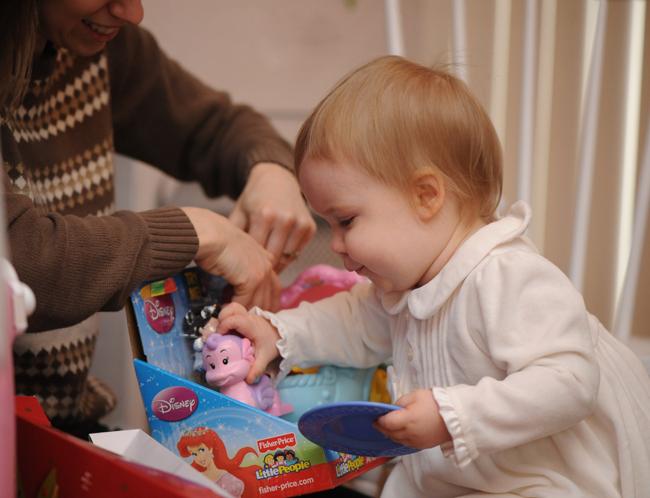Felicity Christmas 2012