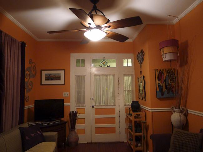 Linda Berman's home