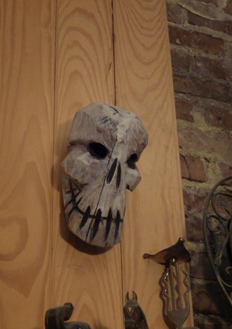 Linda berman's skull 1