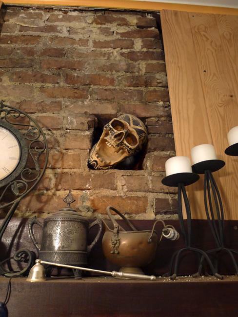 Linda berman's skull