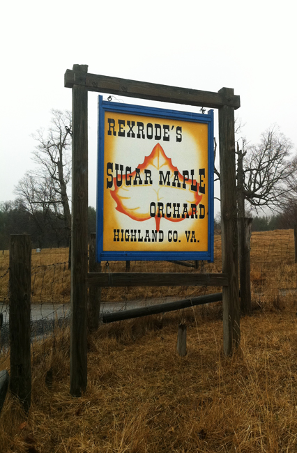 Rexrode Sugar Maple Farm