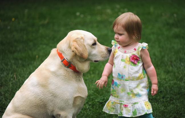Felicity with Duke 1