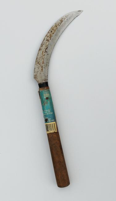Barnel sickle cutter