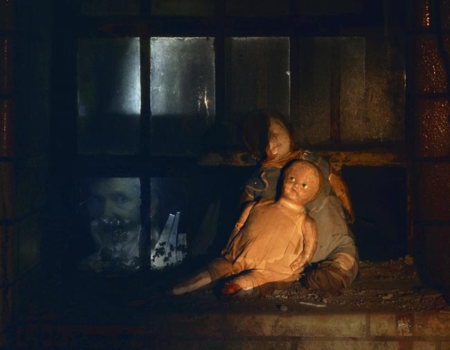 Dolls at trans allegheny