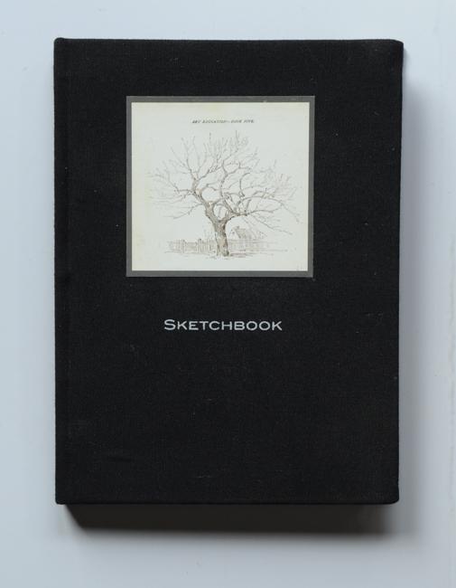 Sketch book for inside