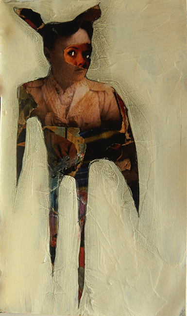 Collage batty girl