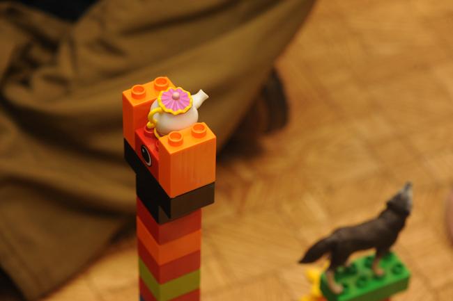Legos with Felicity