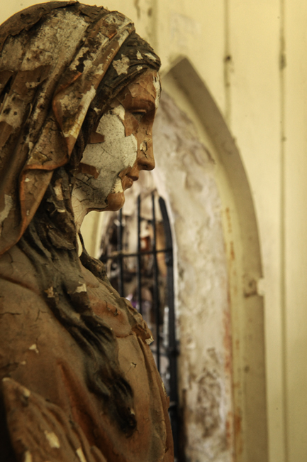 Mother Mary at St Roche