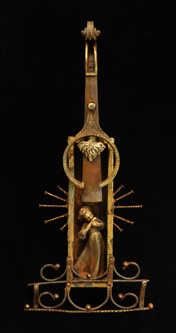 Saint Cecilia assemblage