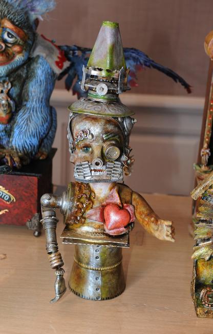 Tin Man by Julianne Decker