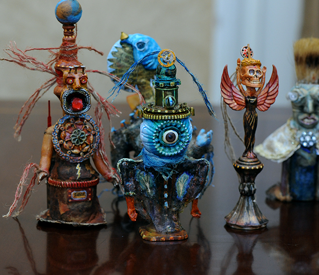 Assemblage by Gary Niebuhr
