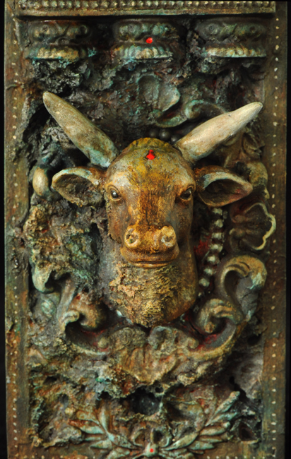 Assemblage 'Holy Cow'