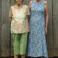 Aunt Eloise and Aunt Jan