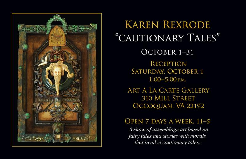 Featured Artist Art A La Carte October 2016