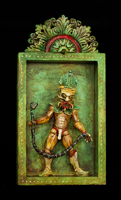 Assemblage 'The Plumed Serpent'
