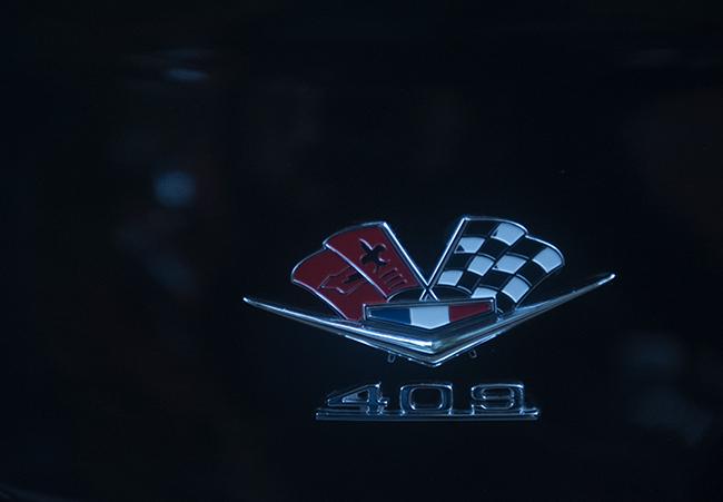 409 emblem