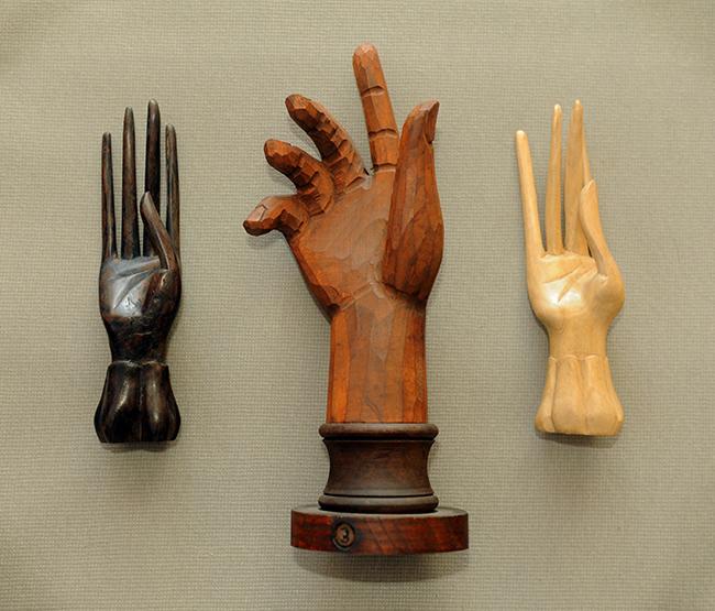 Grandma Lanna's hand collection wood