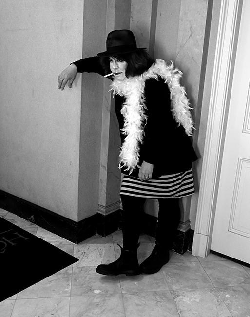 Deborah Petronio's costume