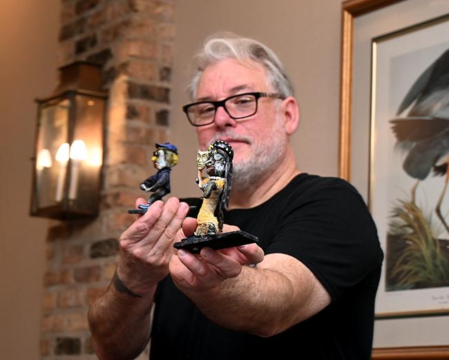 Master Michael deMeng critique