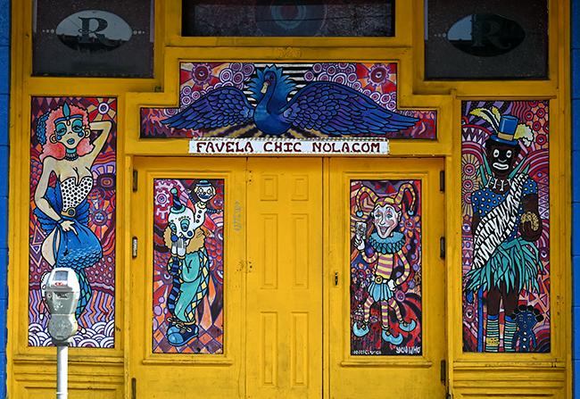Favela Chic restaurant
