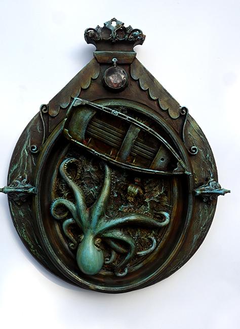 Assemblage 'Kraken'2