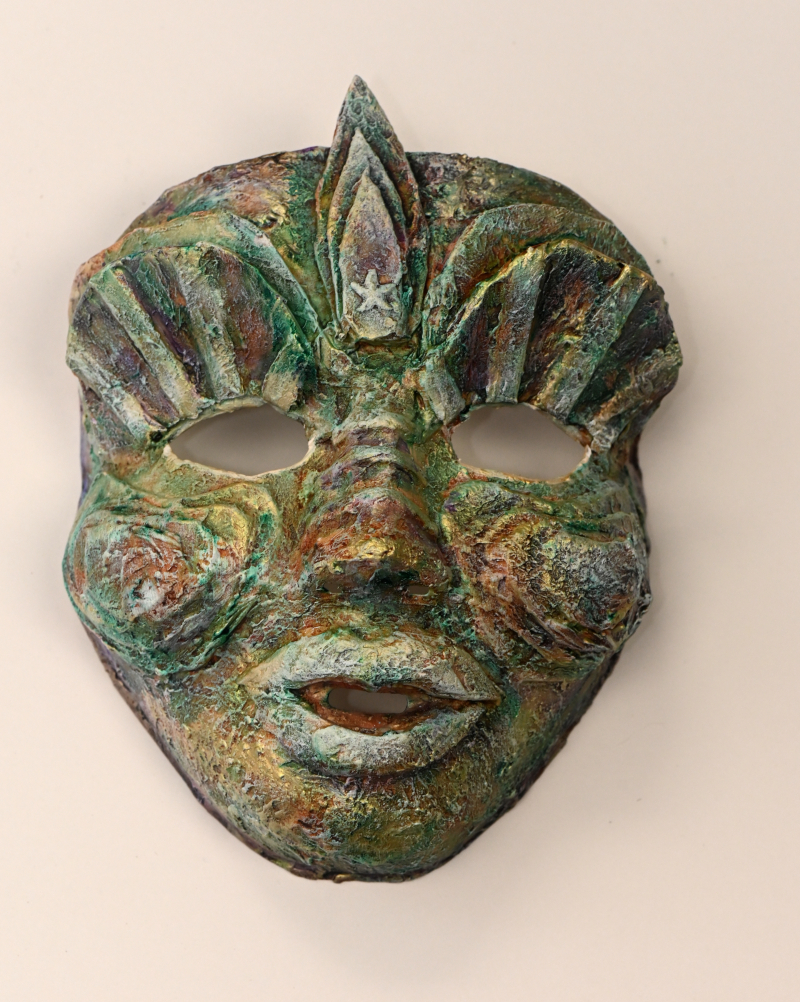 Mask Deep Sea Treasure 1
