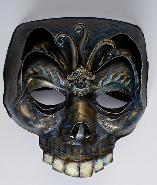 Mask Octoskull 1