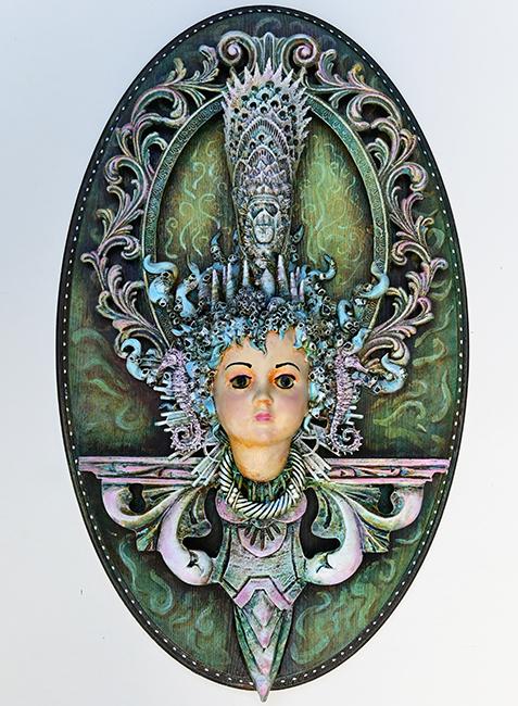 The Goddess Calypso