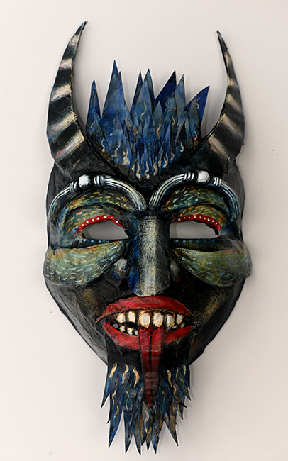 Mask Krampus