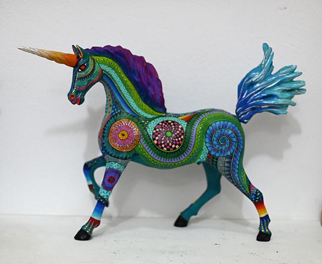 Alebrija unicorn