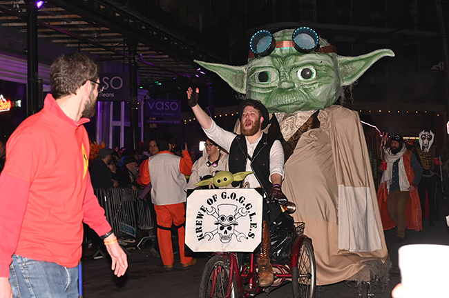 Krewe of Chewbacchus Krewe of Goggles