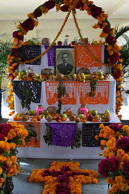 Ofrenda in Oaxaca 3