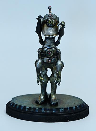 Assemblage robot 12-digit 1-