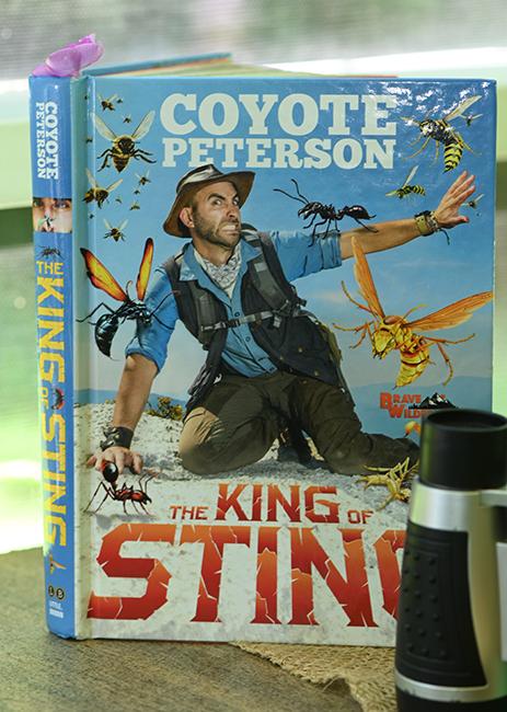 Coyote Peterson book