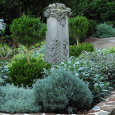 Herb garden in Warrenton