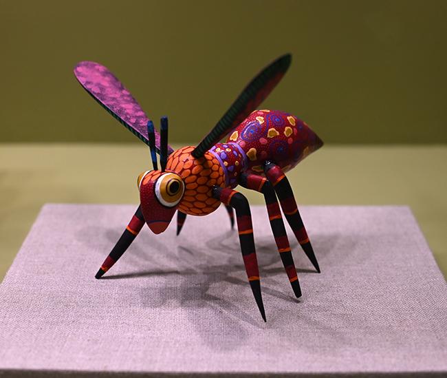 Alebrije insect