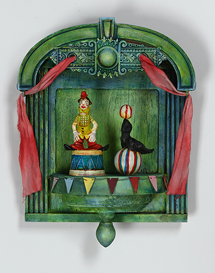 Assemblage Circus Minimus 2a