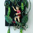 Assemblage Jack in the Beanstalk