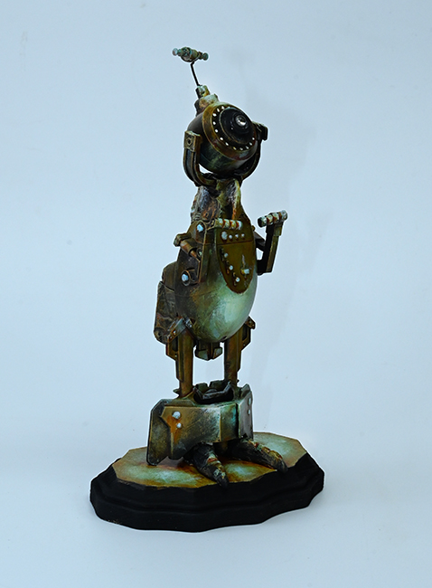 Assemblage robot Oja-1