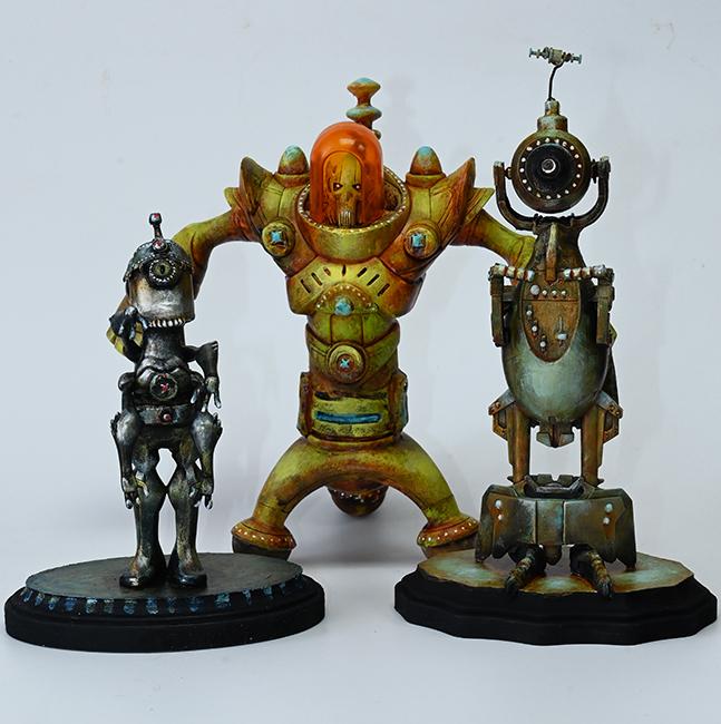 Assemblage robots