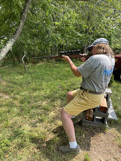 Leslie shooting