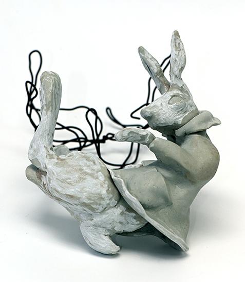Assemblage building rabbits 1