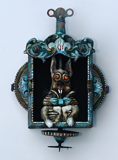 Assemblage March Hare