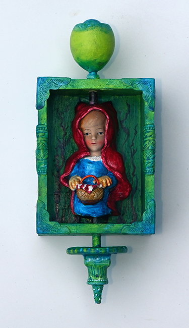 Assemblage Little Red Riding Hood